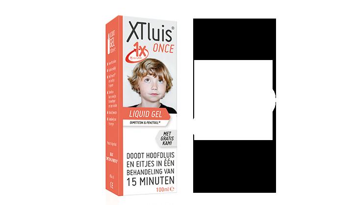XT luis - Once - 15 minuten behandeling